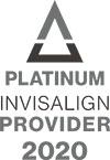 2020 Platinum Invisalign
